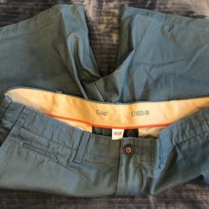 Gap lived in shorts